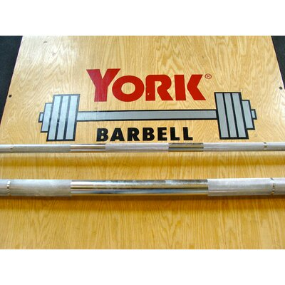 York Barbell Hercules Grip Bar