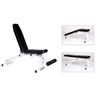 York Barbell Pro Series 306 ID Front Back Adjustable Bench