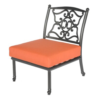Kingston Deep Seating Side Chair with Cushions