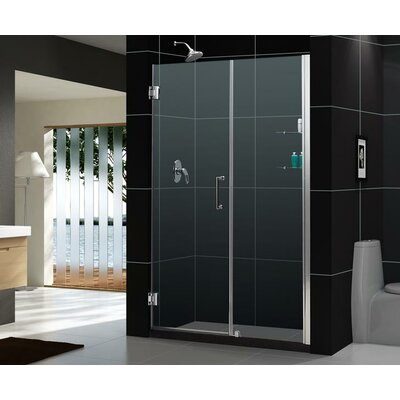 Dreamline Unidoor 2037 Frameless Shower Door