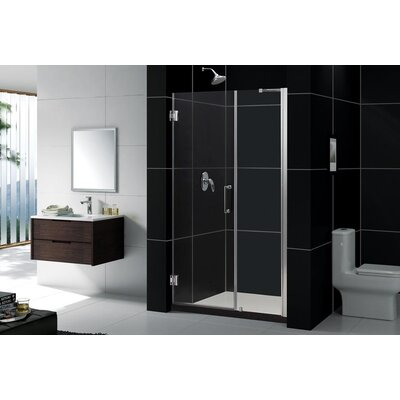 Dreamline Unidoor Frameless Hinged Shower Door