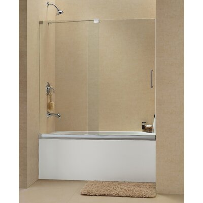 Dreamline Mirage Sliding Tub Door