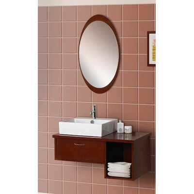 "Dreamline 31.5"" Wall Mounted Bathroom Vanity Set"