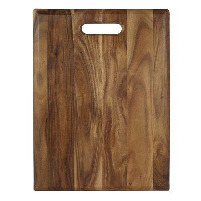 Architec Acacia Gripper Cutting Board