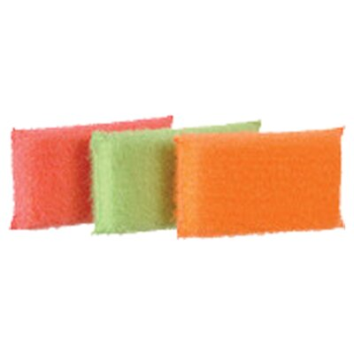 Casabella Scrub Sponge in Assorted (Pack of 3)
