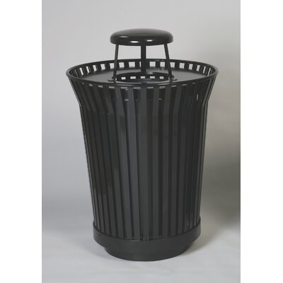Witt Stadium Series River City 36 Gallon Round Receptacle