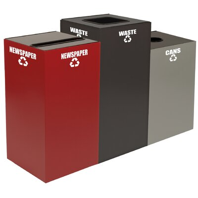 Witt Geocube Industrial Recycling Bin