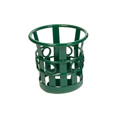 Oakley Round Planter with Plastic Liner