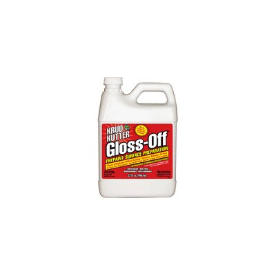 Krud Kuttr 32 Oz. Gloss-Off Prepaint Surface Preparation