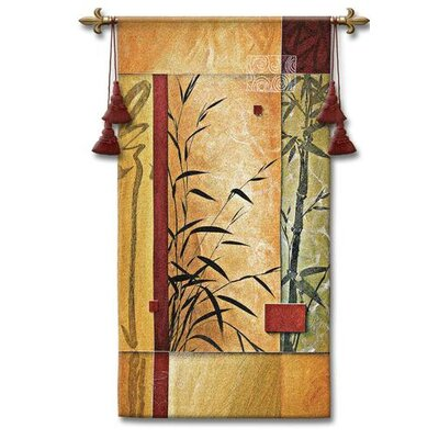 Fine Art Tapestries Garden Dance II Wall Hanging