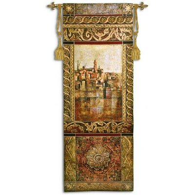 Fine Art Tapestries New Enchantment I BW Wall Hanging