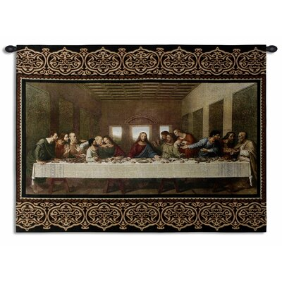 fine art tapestries the last supper wh tapestry reviews. Black Bedroom Furniture Sets. Home Design Ideas