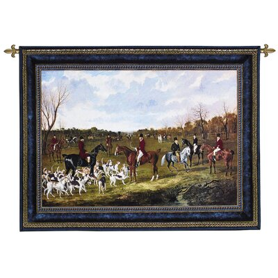 Fine Art Tapestries East Suffolk Hounds Tapestry