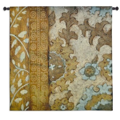 Fine Art Tapestries Gilded Sari Tapestry