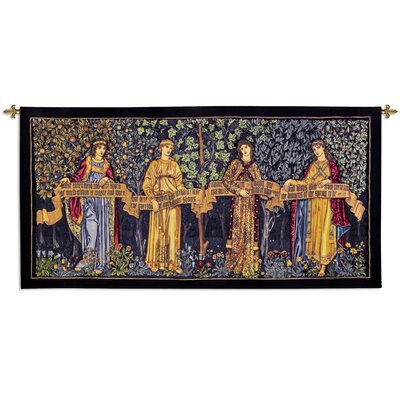 Fine Art Tapestries Orchard Tapestry