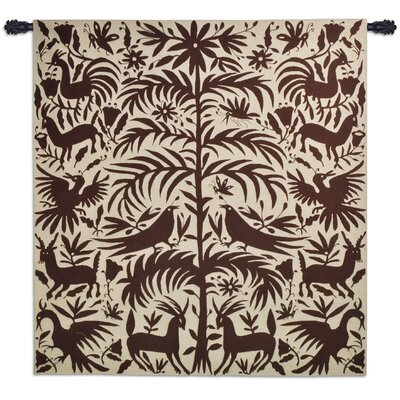 Fine Art Tapestries Otomi Earth Tapestry
