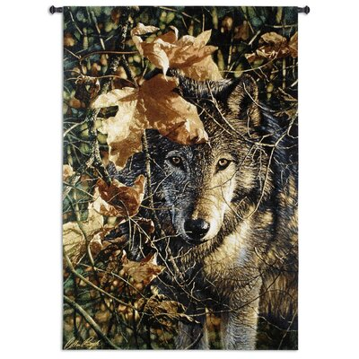 Fine Art Tapestries Autumn Eyes Tapestry