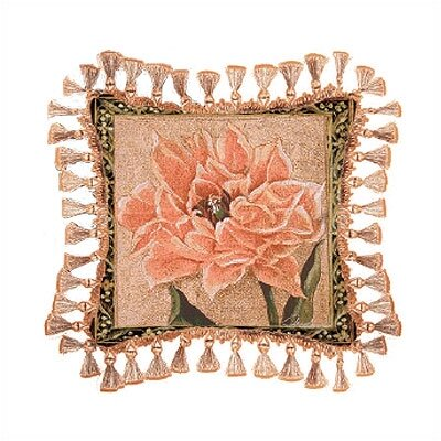 Tulip Unveiled III Pillow - Liz Jardine