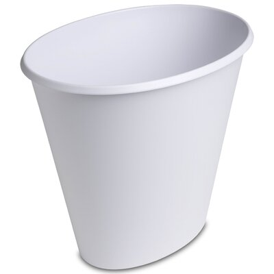 Sterilite 10 Qt. Oval Waste Basket