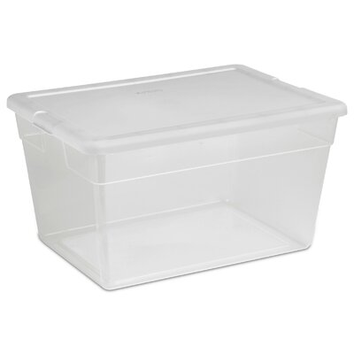 Sterilite 56 Qt. Clear Storage Box