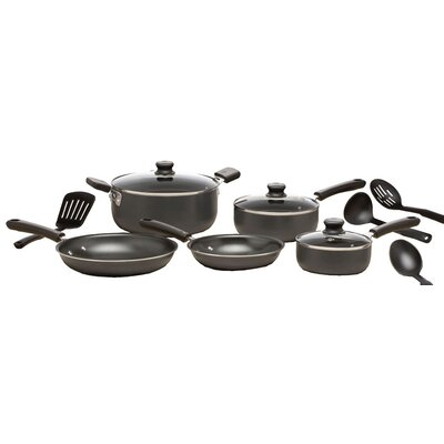 WearEver 12-Piece Cookware Set