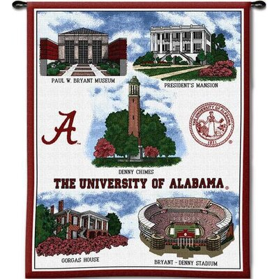 Pure Country Weavers NCAA Wall Hanging