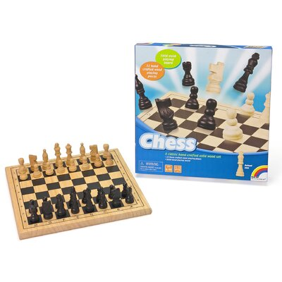 Intex Wooden Chess