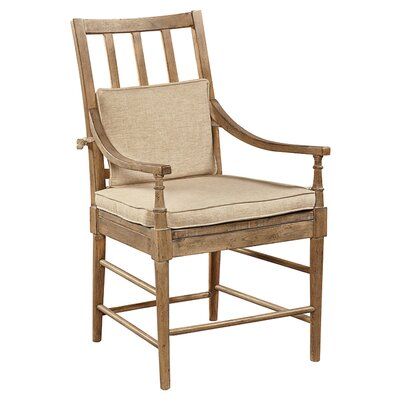 Great Room Rustic Terrace Arm Chair