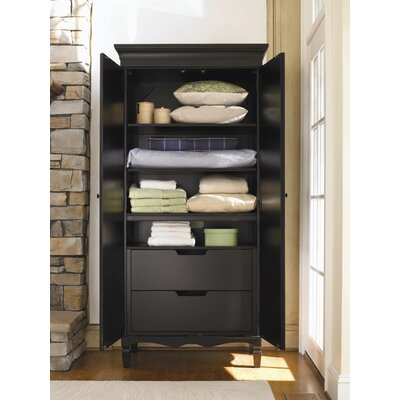 Universal Furniture Summer Hill 2 Drawer Tall Cabinet