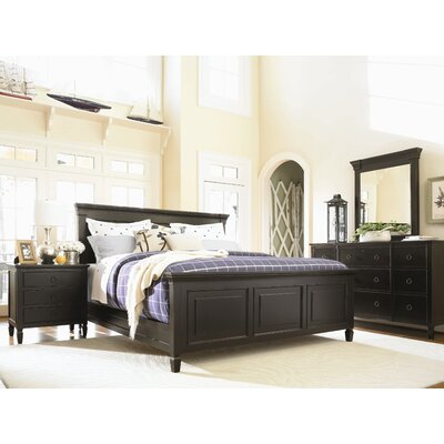 Universal Furniture Summer Hill Panel Bedroom Collection