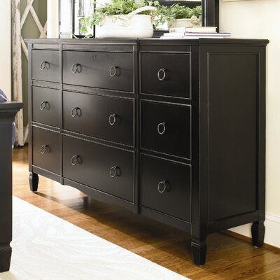 Summer Hill 9 Drawer Dresser