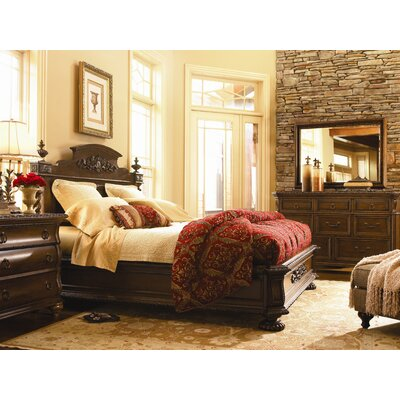 Avery bedroom collection by universal furniture homes - Universal broadmoore bedroom furniture ...