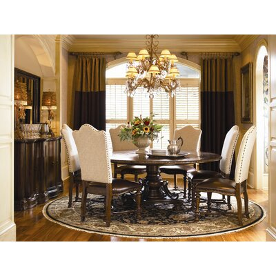 Universal Furniture Bolero Seville 7 Piece Dining Set