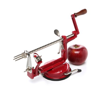 Victorio Apple and Potato Peeler - Suction Base