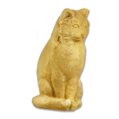 OrlandiStatuary Animals Door Cat Statue