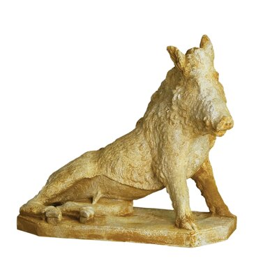 OrlandiStatuary Animals Wild Boar by Pietro Tacca Statue