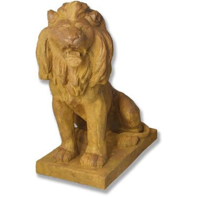 Animals Lion Statue