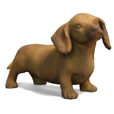 Animals Dachshund Small Statue