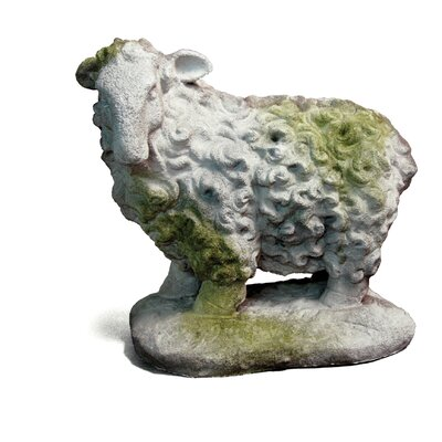 OrlandiStatuary Animals Scottish Sheep Statue