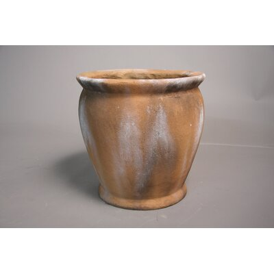 OrlandiStatuary Large Williams Round Pot Planter