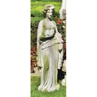 OrlandiStatuary Four Seasons Spring Statue