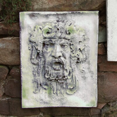 OrlandiStatuary Opimus Plaque Wall Decor