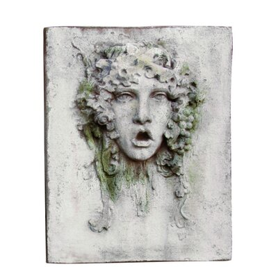 OrlandiStatuary Vappa Plaque Wall Decor