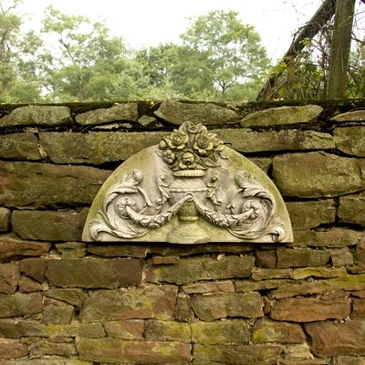 OrlandiStatuary Cromel Overdoor Wall Decor