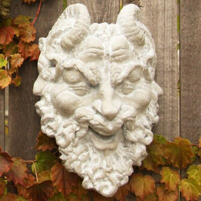 OrlandiStatuary Dirty Old Man Mask Wall Decor