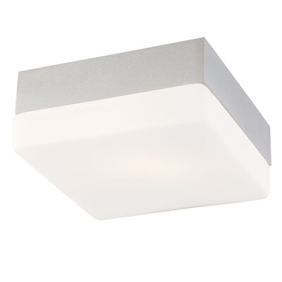 Alico Quad Mini 1 Light Flush Mount
