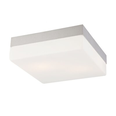 Alico Quad Grande 2 Light Flush Mount