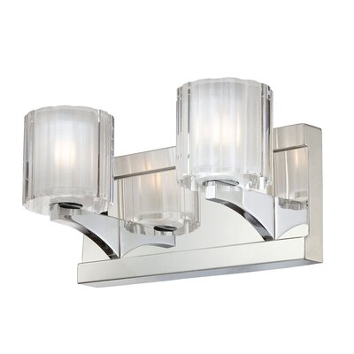 Alico Tiara 2 Light Bath Vanity Light