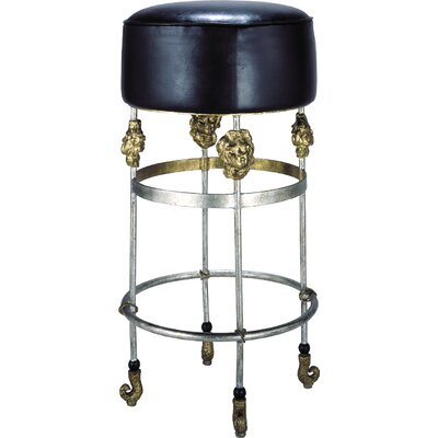 Flambeau Lighting Armory Bar Stool