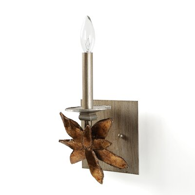 Flambeau Lighting 1 Light Simone Wall Sconce